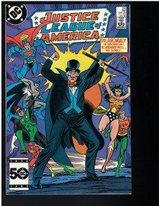 Justice League of America #240 (1985)