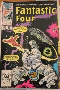 Fantastic Four 297 NM