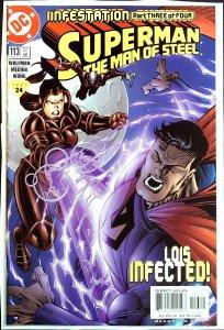 Superman: The Man of Steel #113 (2001)