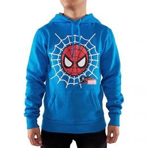 WEB HEAD SPIDER-MAN HOODIE LARGE FOR MEN BY TOKIDOKI  NEW NEVER WORN