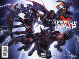 X-Force/Cable: Messiah War #1 (2nd) FN; Marvel | save on shipping - details insi