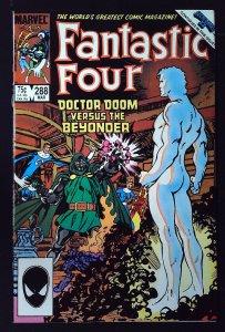 Fantastic Four #288 (1986)