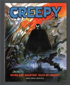 Creepy-Vol. 1-#1-55-Frank Frazetta-Archie Goodwin-Hardcover-2008
