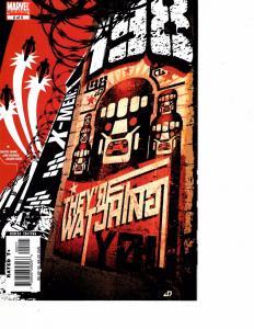 Lot Of 2 Marvel Comics Cage #1 and X-Men 198 #2 JB4