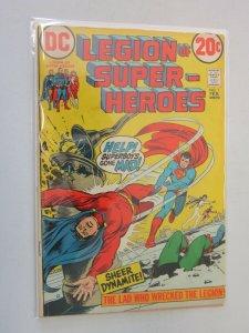 Legion of Super-Heroes #1 3.0 (1973)