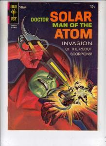 Doctor Solar Man of the Atom #18 (Dec-66) VF High-Grade Doctor Solar