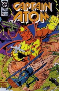 Captain Atom (DC) #48 VF/NM; DC   save on shipping - details inside