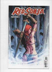 RED SONJA #3, NM-, She-Devil, Sword, Rubi, E, Howard, 2017, more  in store