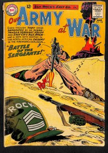 Our Army at War #128 (1963)
