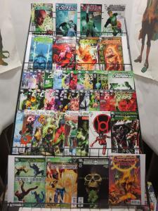Green Lantern Lot of 43 DC Comics Books 2008-2014 VF/+ Blackest Sinestro Corps