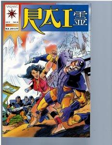 Rai #8 (1992) NM