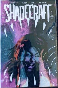 Shadecraft #1 2nd Printing