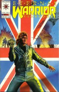 Eternal Warrior (1992 series) Yearbook #1, NM- (Stock photo)