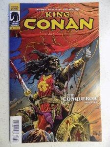 KING CONAN # 6 DARK HORSE FANTASY SWORD SORCERY