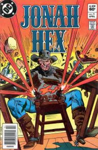 Jonah Hex #71 FN; DC | save on shipping - details inside
