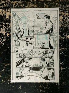 Nightwing 32 page 3 Eaton & Faucher