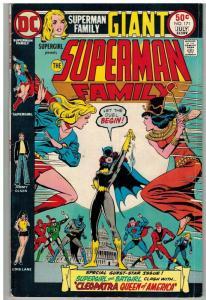 SUPERMAN FAMILY 171 VG+ July 1975
