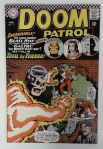 The Doom Patrol 110  FN  Worlds strangest heroes 1967 DC Comics Comic book