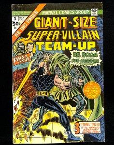 Giant-Size Super-Villain Team-Up #1