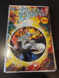 ​SILVER SURFER #100 GIANT-SIZED