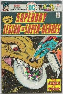Superboy   vol. 1   #213 GD Legion of Super-Heroes, Shooter/Grell