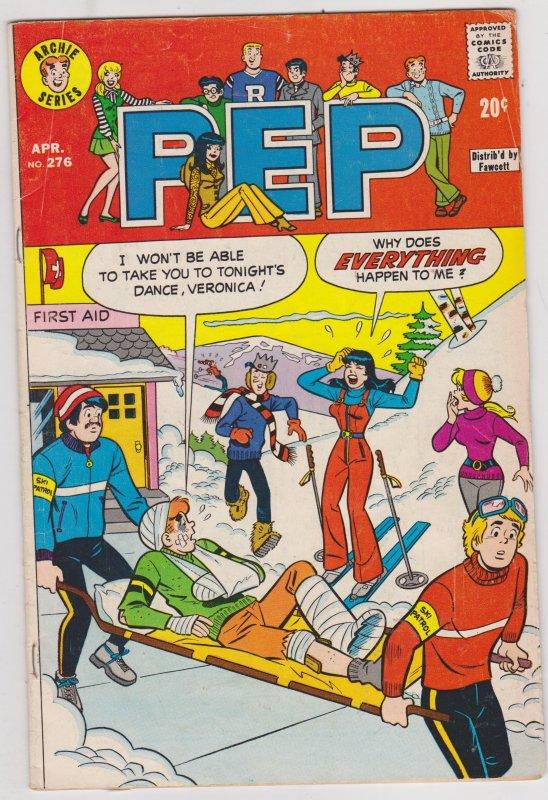 Pep Comics #276 (1973)