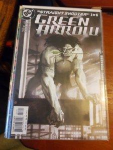 Green Arrow #27 (2003)