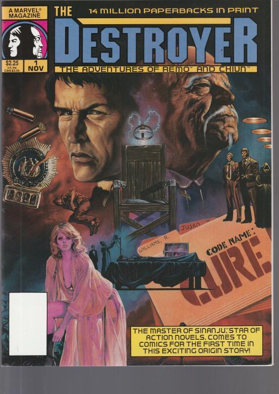 Destroyer #1 (Marvel, 1989) - High Grade