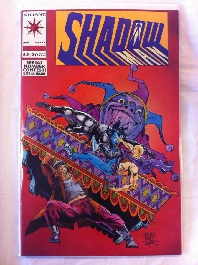 VALIANT 1993 *BUY 1 COMIC GET 1 COMIC FREE FREE SHIP* BARGAINS!! SHADOW #14