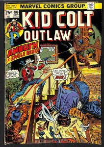 Kid Colt Outlaw #186 (1974)