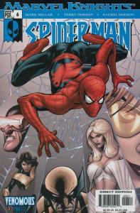 Marvel Knights Spider-Man #6 VF/NM; Marvel | save on shipping - details inside