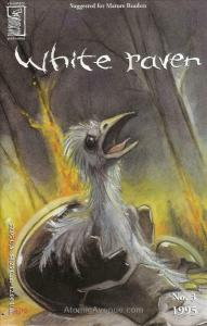 White Raven #3 VF/NM; Visionary | save on shipping - details inside