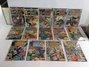All-Star Comics 59-65 67 68 70-74 Vf-Nm Very Fine-Near Mint
