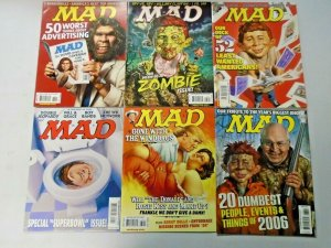 MAD Magazine 2000's Lot 9 Different