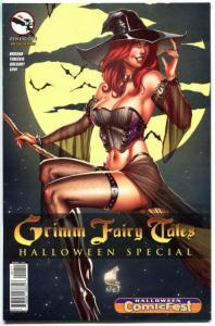 GRIMM FAIRY TALES Halloween Comicfest Special, Promo, 2014, NM, Zenescope