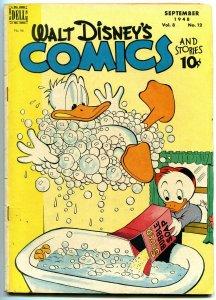 Walt Disney's Comics and Stories #96 1948- Donald Duck FN-