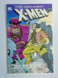 Uncanny X-Men Days of Future Past #1 7.0 (1989)