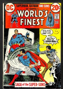 World's Finest Comics #215 (1973)