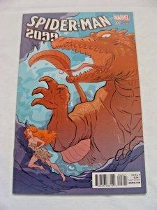 Spider-Man 2099 #2 2015 Marguerite Sauvage 1:10 Kirby Monster Variant NM