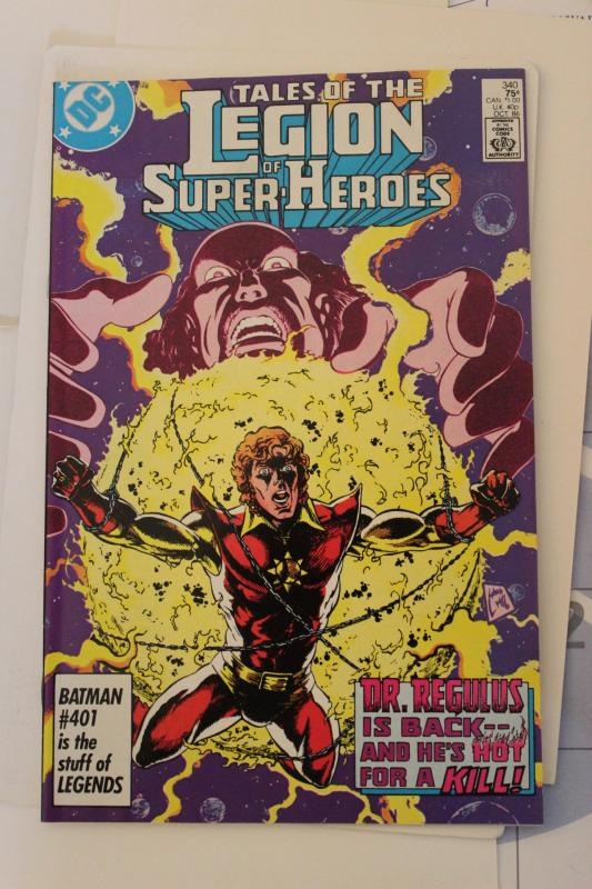 Tales of the Legion of Super Heroes 340  9-4-nm