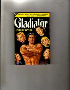 4 AVON Pocket Books Gladiator, Dwellers Mirage, Blood In Their Veins Europa JL35
