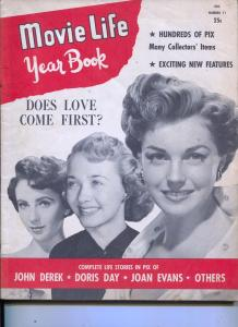 Movies Life Year Book-1950-John Derek-Doris Day-Jane Russell.