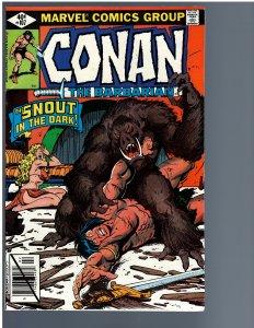 Conan the Barbarian #107 (1980)