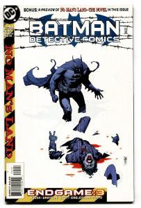 DETECTIVE COMICS #741-Batman-Death of Sarah Essen-comic book