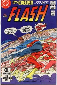 Flash, The (1st Series) #319 VF; DC | save on shipping - details inside