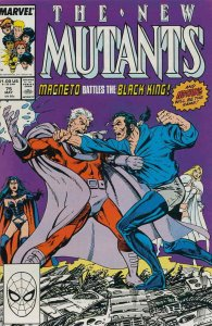 New Mutants, The #75 VF; Marvel | save on shipping - details inside