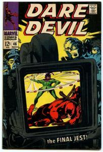 Daredevil 46 Nov 1968 FI-VF (7.0)