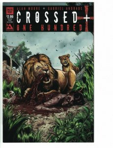 Crossed Plus One Hundred Taste Test #1 VF/NM limited to 3000 - Alan Moore (+100)