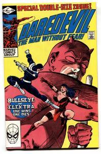Daredevil #181-MARVEL comic Death of ELEKTRA-FRANK MILLER VF/NM