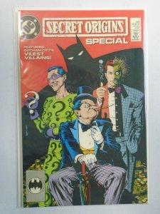 Secret Origins Special #1 8.0 VF (1989)